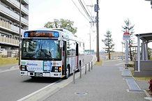 a,西鉄バス「若久団地第三」バス停 - 001.jpg