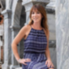 A picture of Stephanie Gerhardt, owner India Elaine Travel
