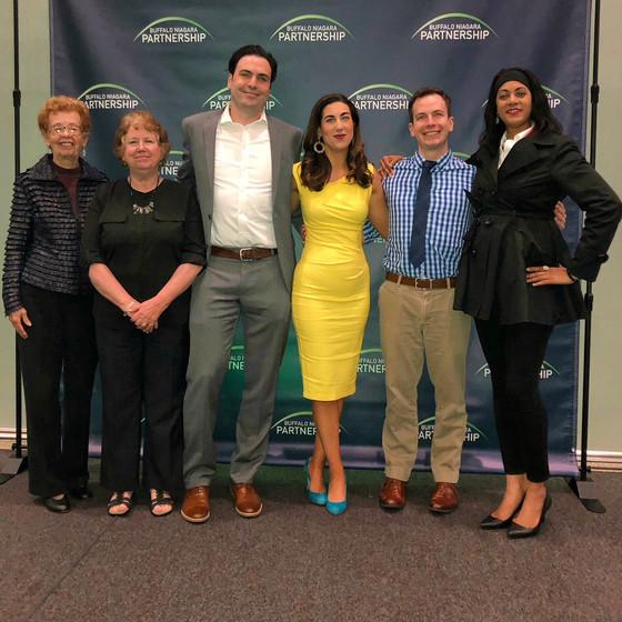 Finalists Honored at 2019 Athena Awards