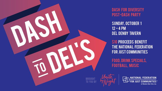 October 1 Dash to Del's