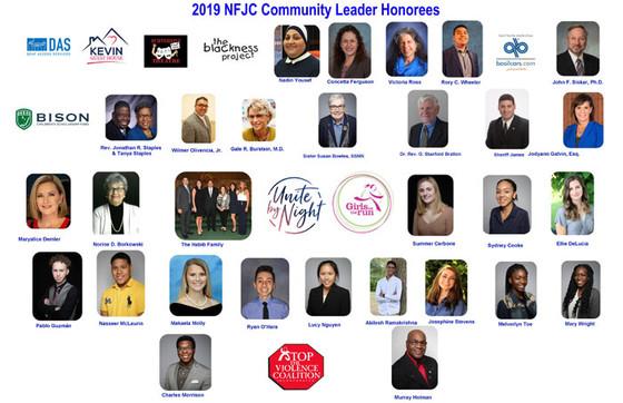 2019 Community Leader Award Winner