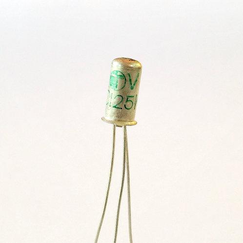 AC125 PNP Germanium Transistor