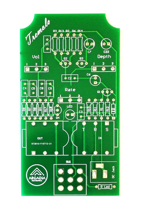 DIY Analog Tremolo PCB Only
