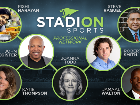 Stadion Sports Introduces Gold-Standard Professional Network