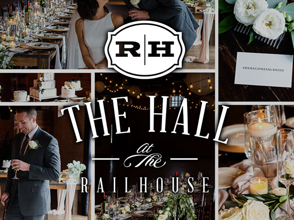 THE HALL AT THE RAILHOUSE
