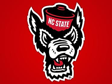 NC State wolf head logo