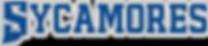 Sycamores wordmark 2c.png