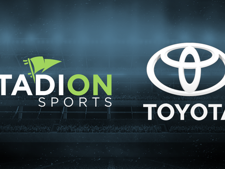 Toyota Tabs Stadion Sports for NIL Education & Consulting