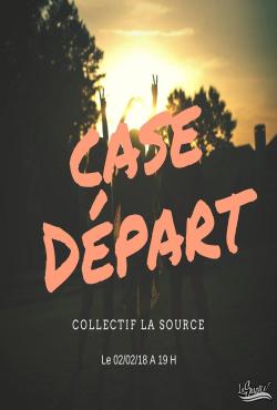 Case departpour le collectif la source