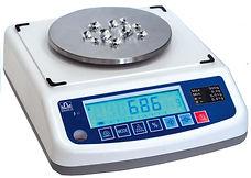 лабораторные весы электронные