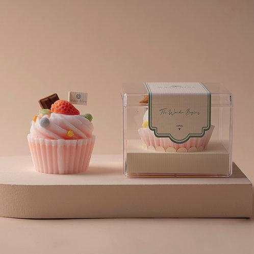 Cupcake Hand Soap Bar