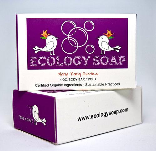 Ylang Ylang Exotica Body Bar