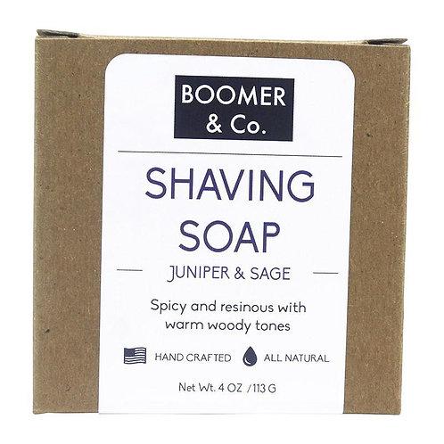 Juniper & Cedar Shaving Soap Bar