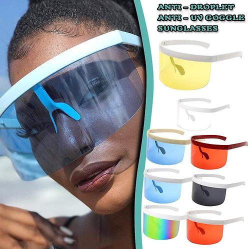 Sunglass Anti-Fog Face Protection