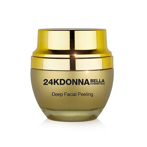 24k Deep Facial Peeling