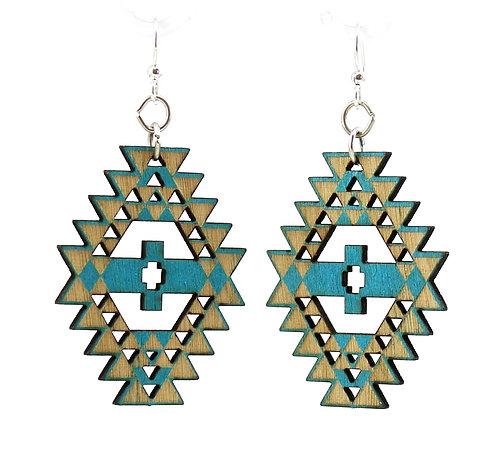 Navajo Earrings #1600