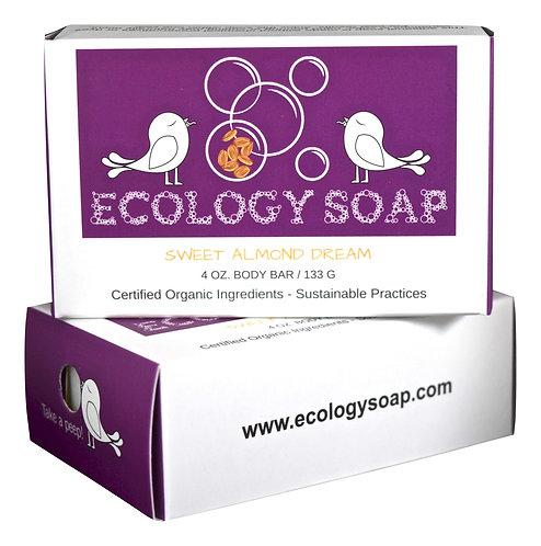Sweet Almond Dream Bar Soap