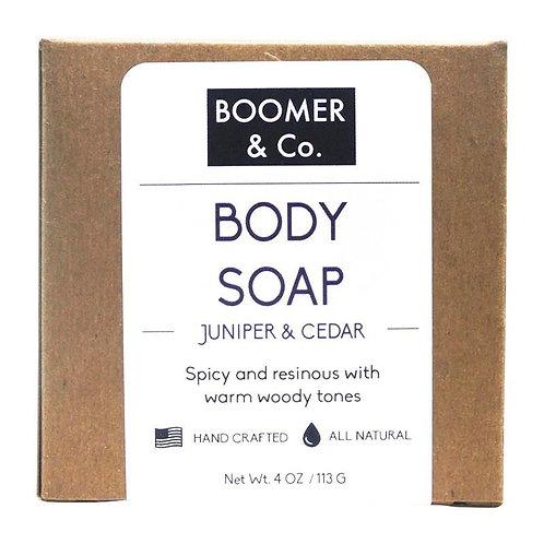 Juniper & Cedar Soap Bar