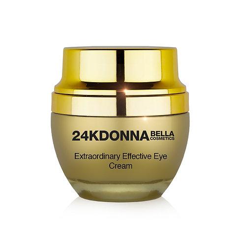 24k Extraordinary Effective Eye Cream