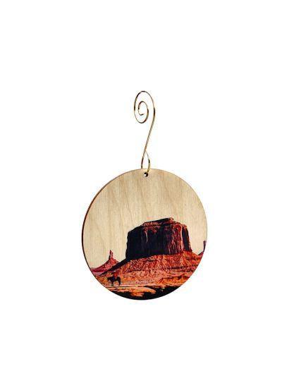 Navajo Utah Ornament #9933