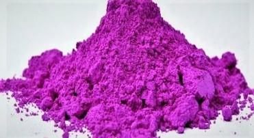 Флуоресцентный порошок NL фиолетовый