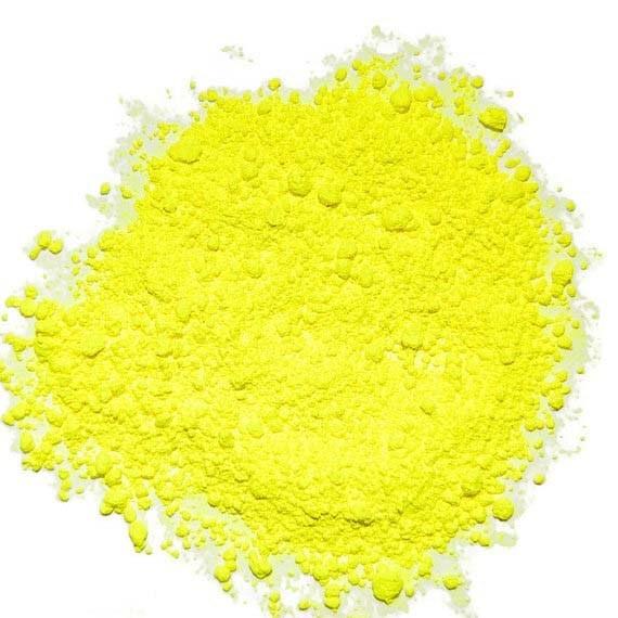 Флуоресцентный порошок NL жёлтые