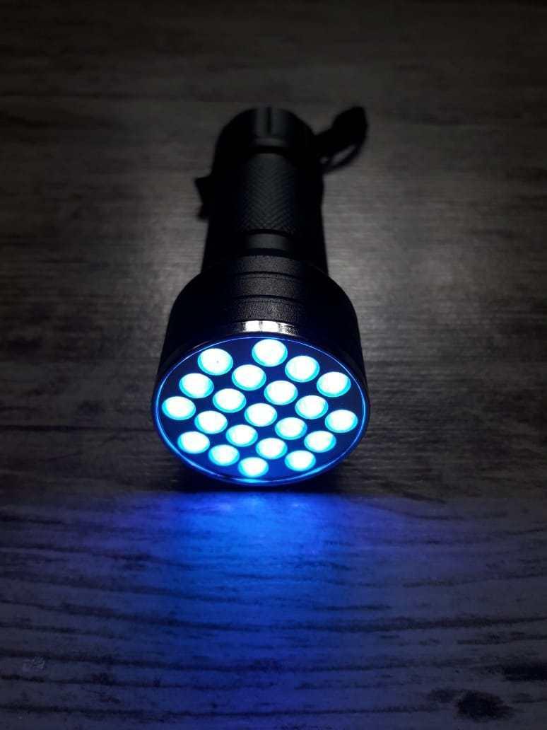 """Ультрафиолетовый фонарик NL """"Black"""""""
