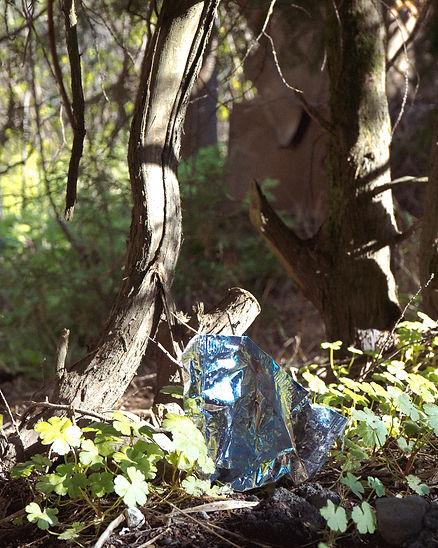 Georgien Georgia nature plastic trash