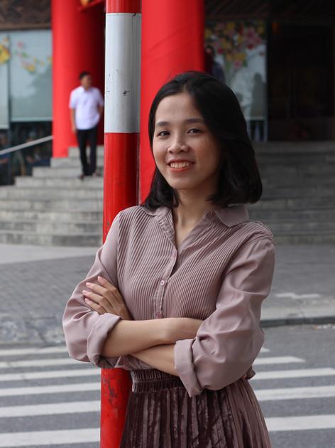 Nguyễn Thị Như Thắm - Design Chair