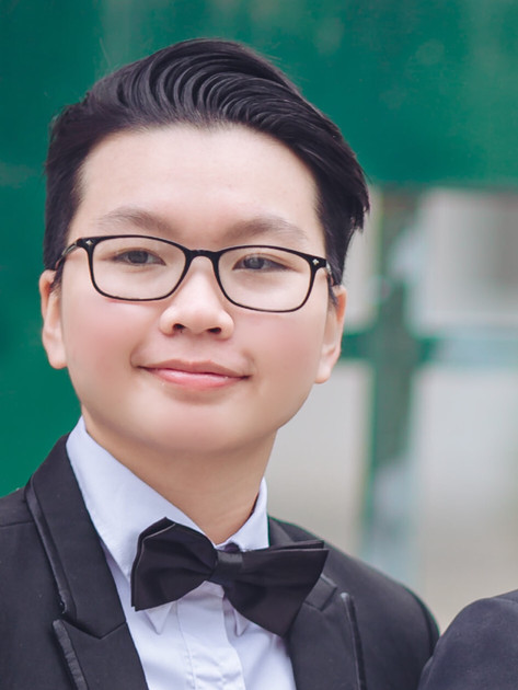 Alex Ngo - Operations Chair