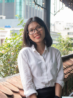 Lê Nguyễn Diễm Hà - Design Chair