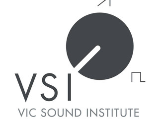 Vic Sound Institute 가 VSI로 거듭납니다.