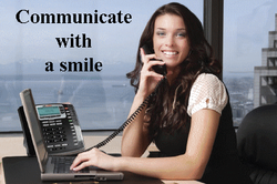 Communicate with a Smile