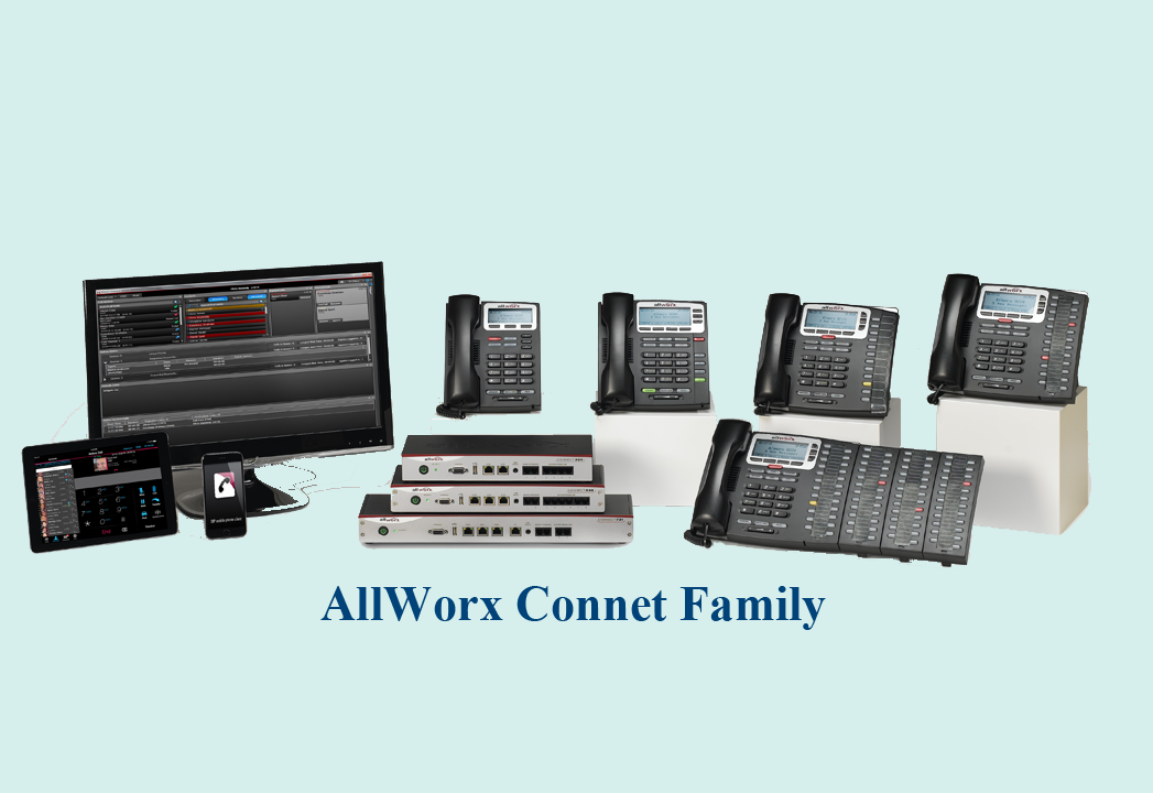 Allworx Connect Family