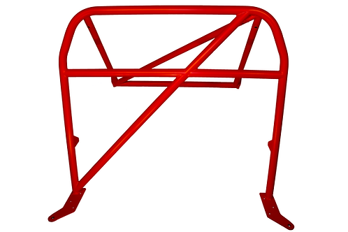 BMW E9x harness bar / 1/2 roll cage