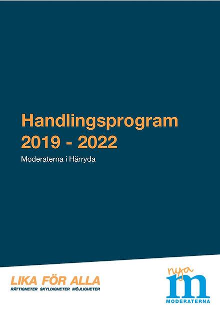 Handlingsprogram 2018 - Lika för alla i