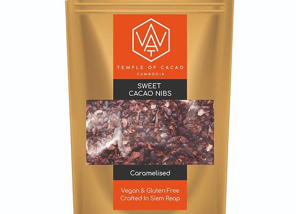 Sweet Cacao Nibs 50g