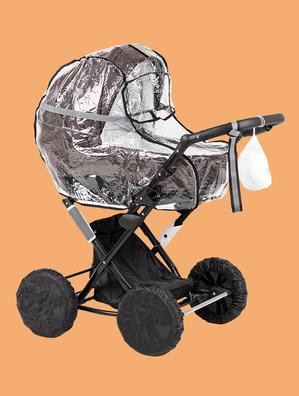 Дождевик на детскую коляску Trottola.png