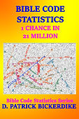 Bible Code Stats 1 Chance in 21 Million