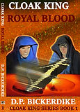 CLOAK KING ROYAL BLOOD new cover templat