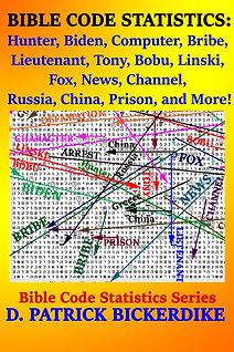 Bible Code Stats Book 4 Hunter, Biden, T