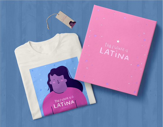 Retail 'The Future is Latina'