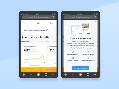 Adding value for mobile users