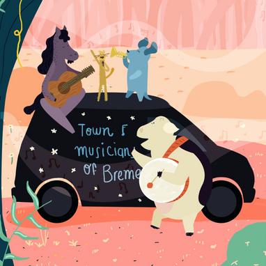 Children's book inner page
