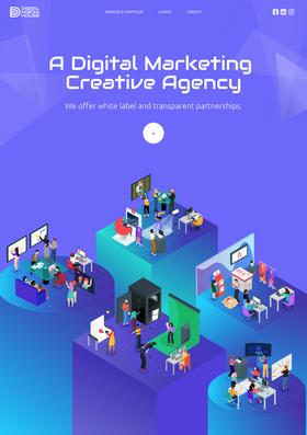 Office Image for Digital Agency