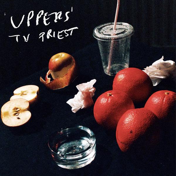 TV Priest - Uppers Album Art (High Res).