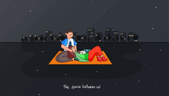 Space illustration for MasasGrises