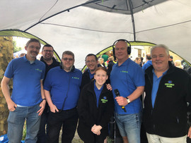 Calne Duck Race 2019 - Eartunes OB Team.