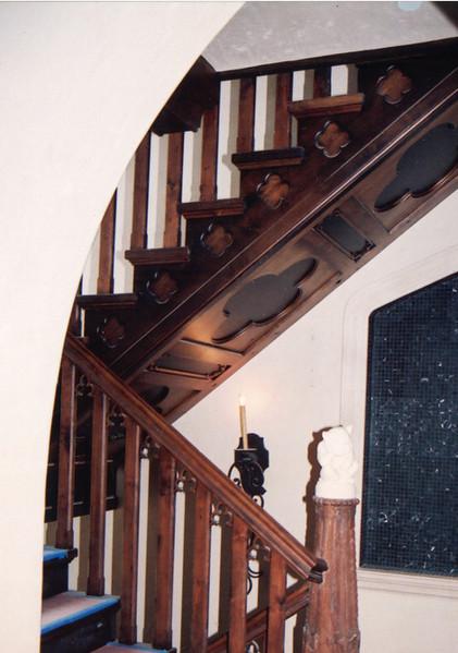 Custom stairs- SJS Stair & Millwork Denver CO