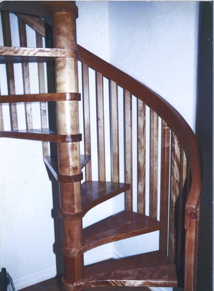 Impossible Stairs by SJS Stair & Millwork